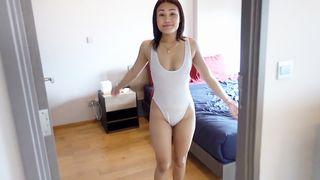 Amateurin mit prallen Titten anal gebumst