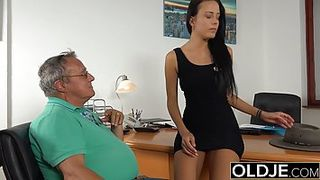 Awesome Squirting und Facial Cumshot Show