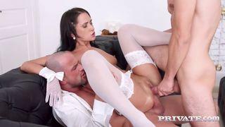 Hardcore Sex von jungen Pornostars