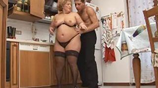 Reife Hausfrauen ficken