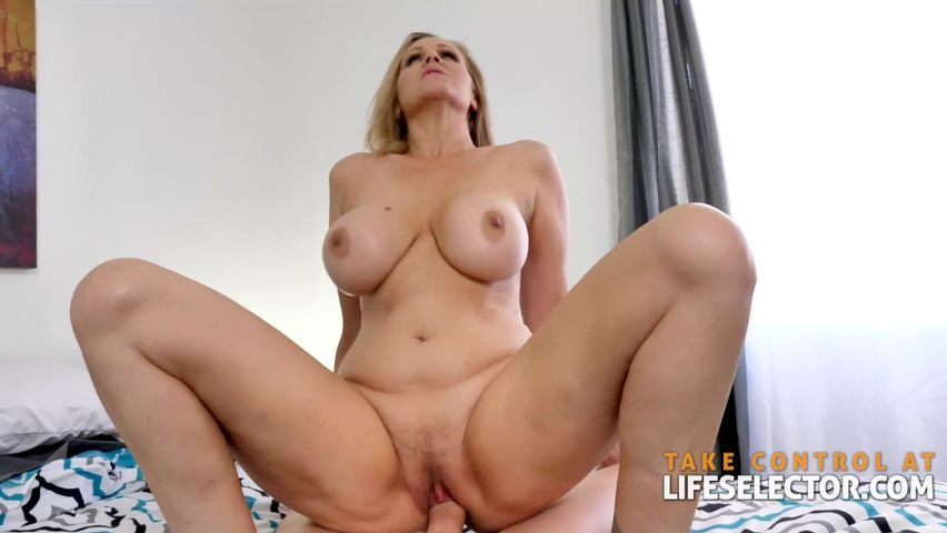 Busty hairy pussy